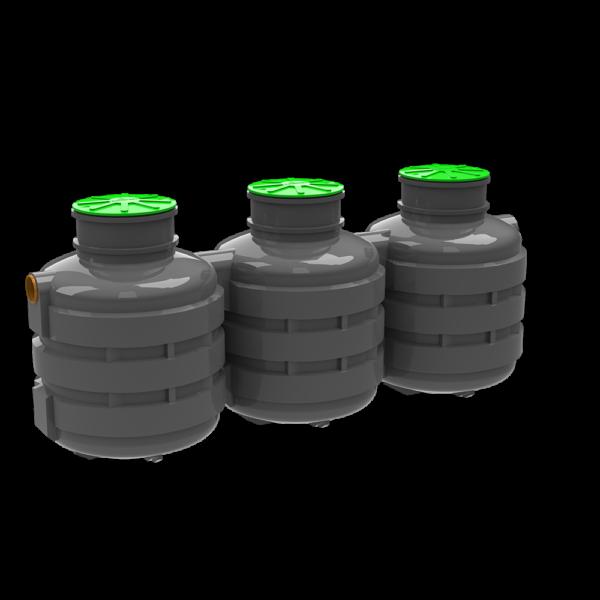 Oczyszczalnia drenażowa BT3300